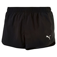 Running Herren Split Shorts