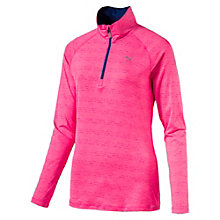 Running Women's Half Zip Long Sleeve