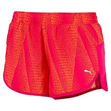 Running Damen Blast Graphic Shorts
