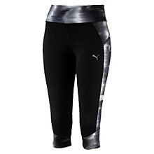 Running Women's Graphic 3/4 Tights