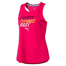 Running Damen PWRCOOL Slogan Tank-Top