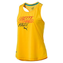 Top Running PWRCOOL Slogan pour femme