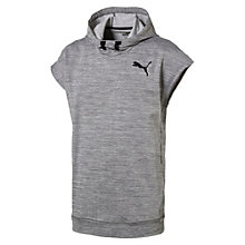 Active Training Men's Tech Fleece Sleeveless Hoodie