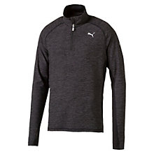 Running Men's Half Zip Long Sleeve