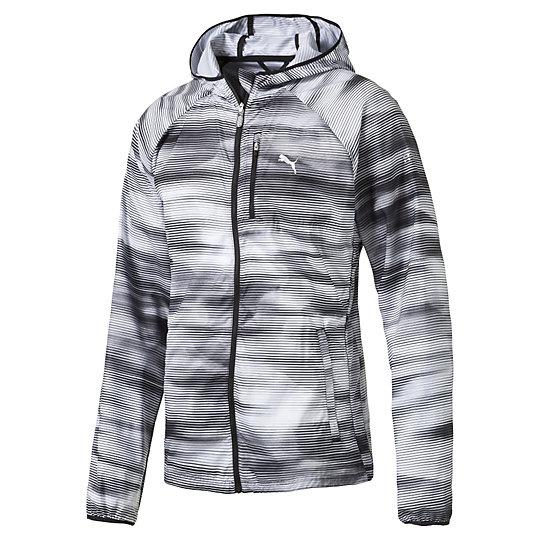 ラストラップ グラフィック ジャケット メンズ Puma Black-multi colouredAOP