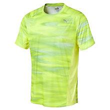 グラフィック ショートスリーブTシャツ