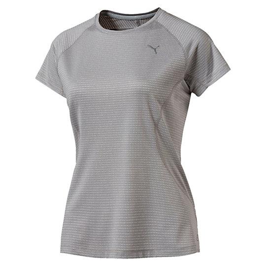 プーマ スピードTシャツ ウィメンズ Quarry Heather