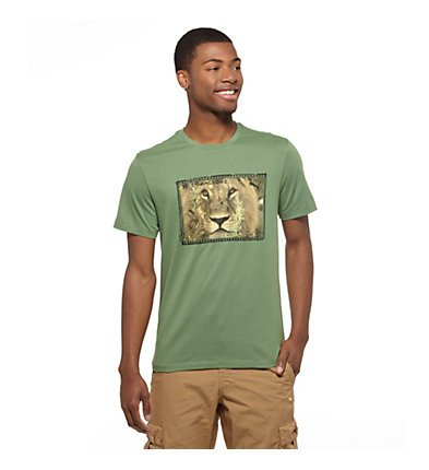 Wilderness Vintage Lion T-Shirt
