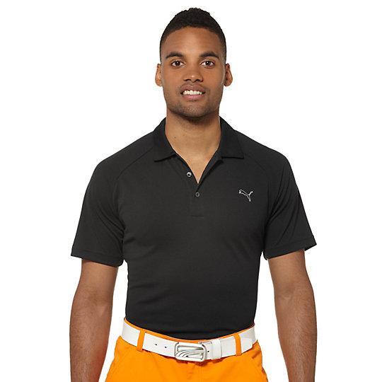 Tech Raglan Golf Polo Shirt