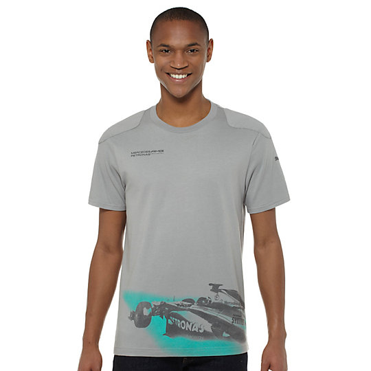 Mercedes Graphic T-Shirt