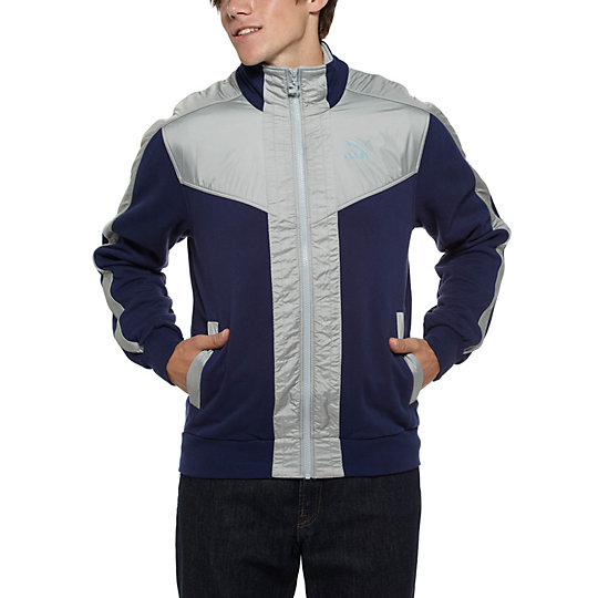 Archive T7 Overlay Sweat Jacket