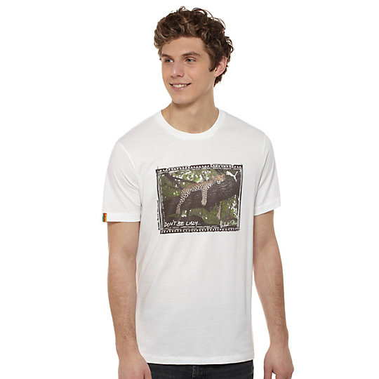 Wilderness Vintage Leopard T-Shirt