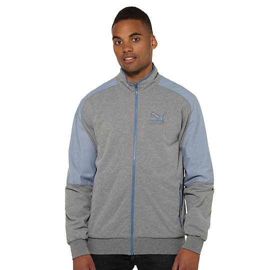 Chambray Kai Reversible Track Jacket