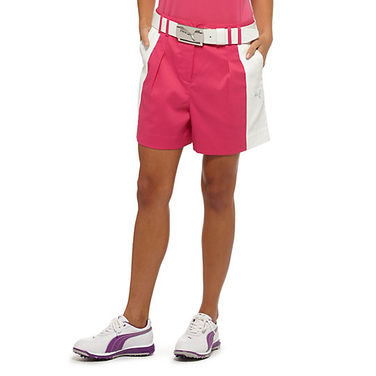 Colorblock Golf Shorts