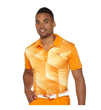 Tech Graphic Golf Polo Shirt