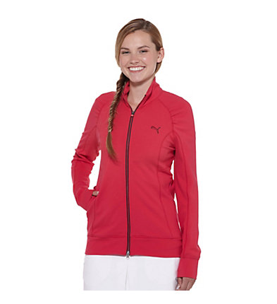 Slim Golf Track Jacket