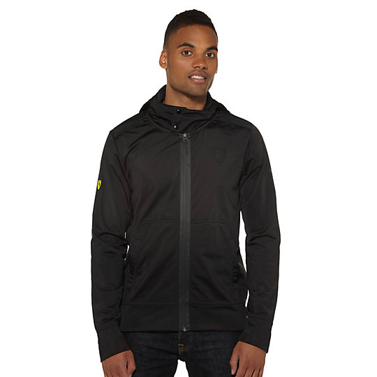 Ferrari Hooded Track Jacket