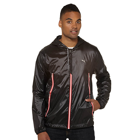 Lite Hooded Wind Jacket