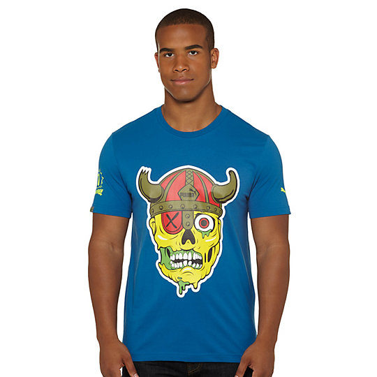 Global Rallycross Skull T-Shirt