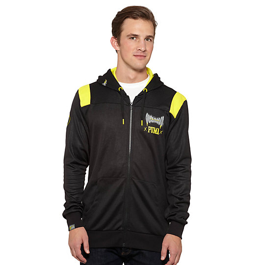 Global Rallycross Zip-Up Hoodie