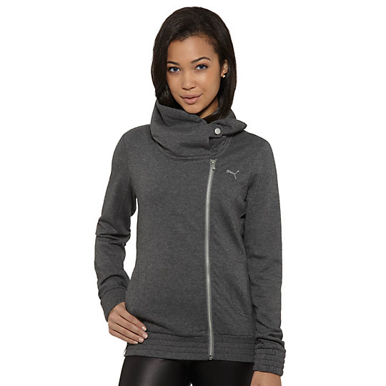 Lifestyle Zip-Up Sweatshirt