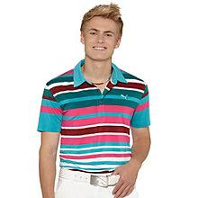 Roadmap Stripe Golf Polo Shirt