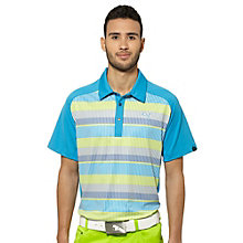 Raglan Digi Golf Polo Shirt