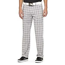 Tech Plaid 5 Pocket Golf Pants