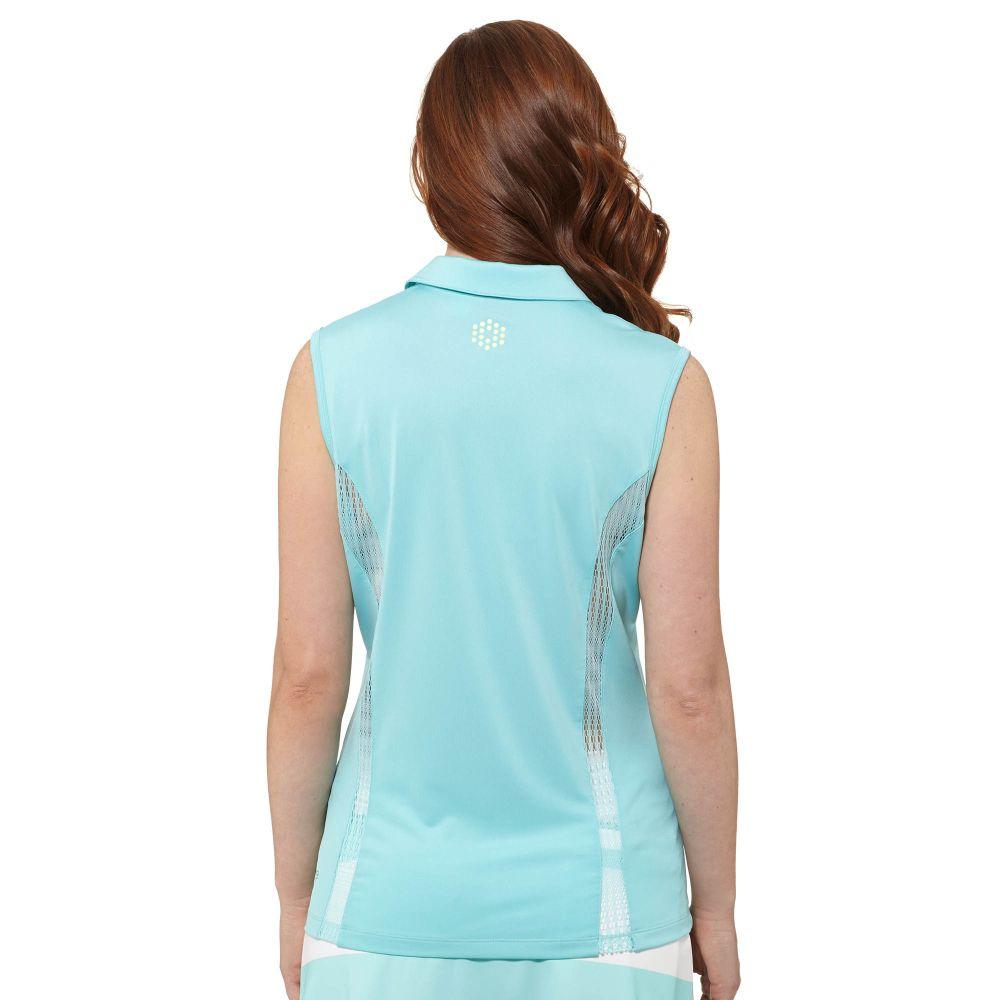 Puma v neck sleeveless golf polo shirt ebay for Golf shirt vs polo shirt