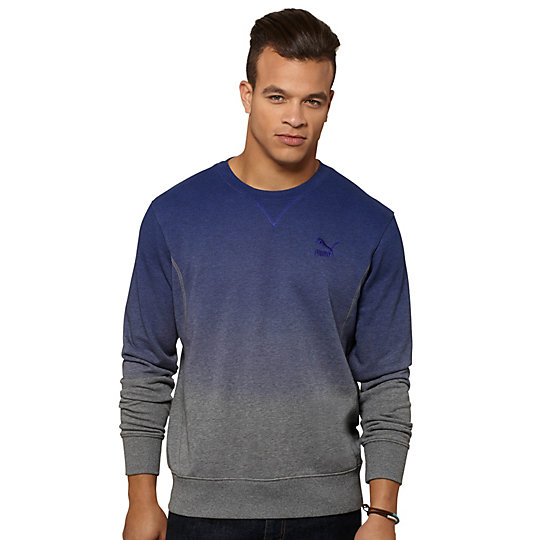 Dip-Dye Sweatshirt