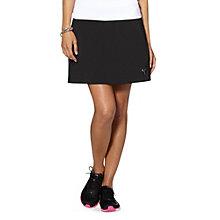 Tech Solid Golf Skirt