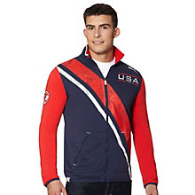 USA Kicker Track Jacket