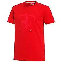 T-shirt Ferrari Big Shield