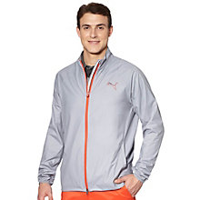 Full-Zip Golf Wind Jacket