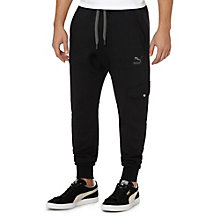 PUMA Cargo Sweatpants (Relaxed Fit)
