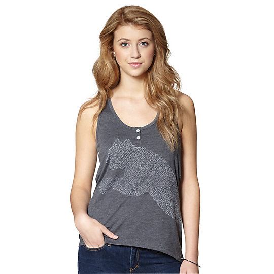 Henley Swing Tank Top