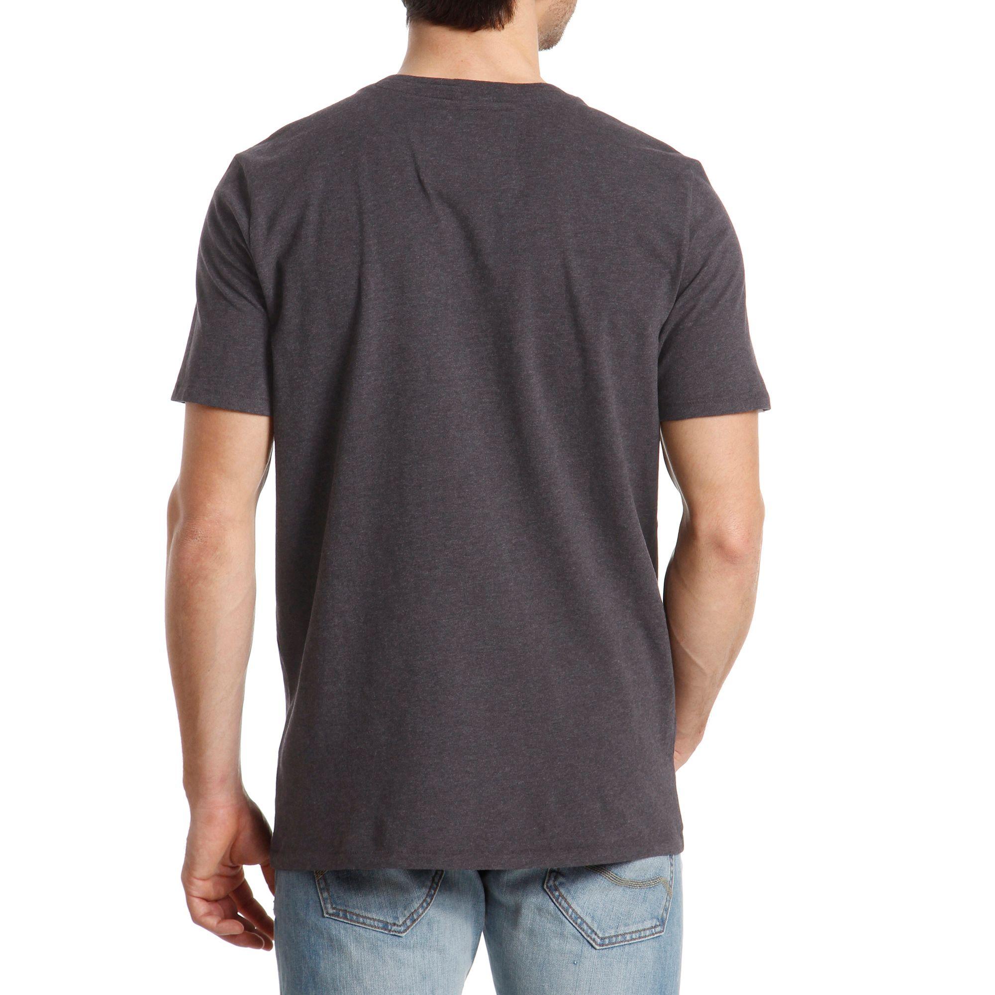 puma logo plus t shirt sport classics herren ebay. Black Bedroom Furniture Sets. Home Design Ideas
