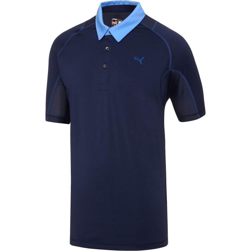 Puma Titantour Golf Polo Shirt Ebay