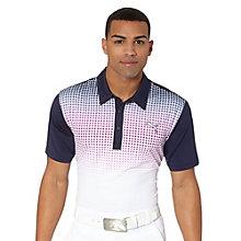 GT Glitch Golf Polo Shirt