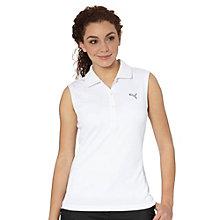 womens puma golf shirts