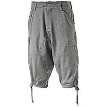 Cargo shorts.