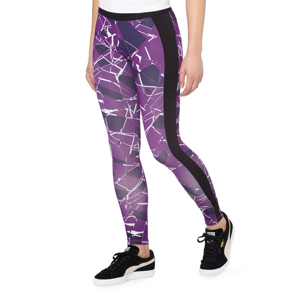puma printed leggings ebay