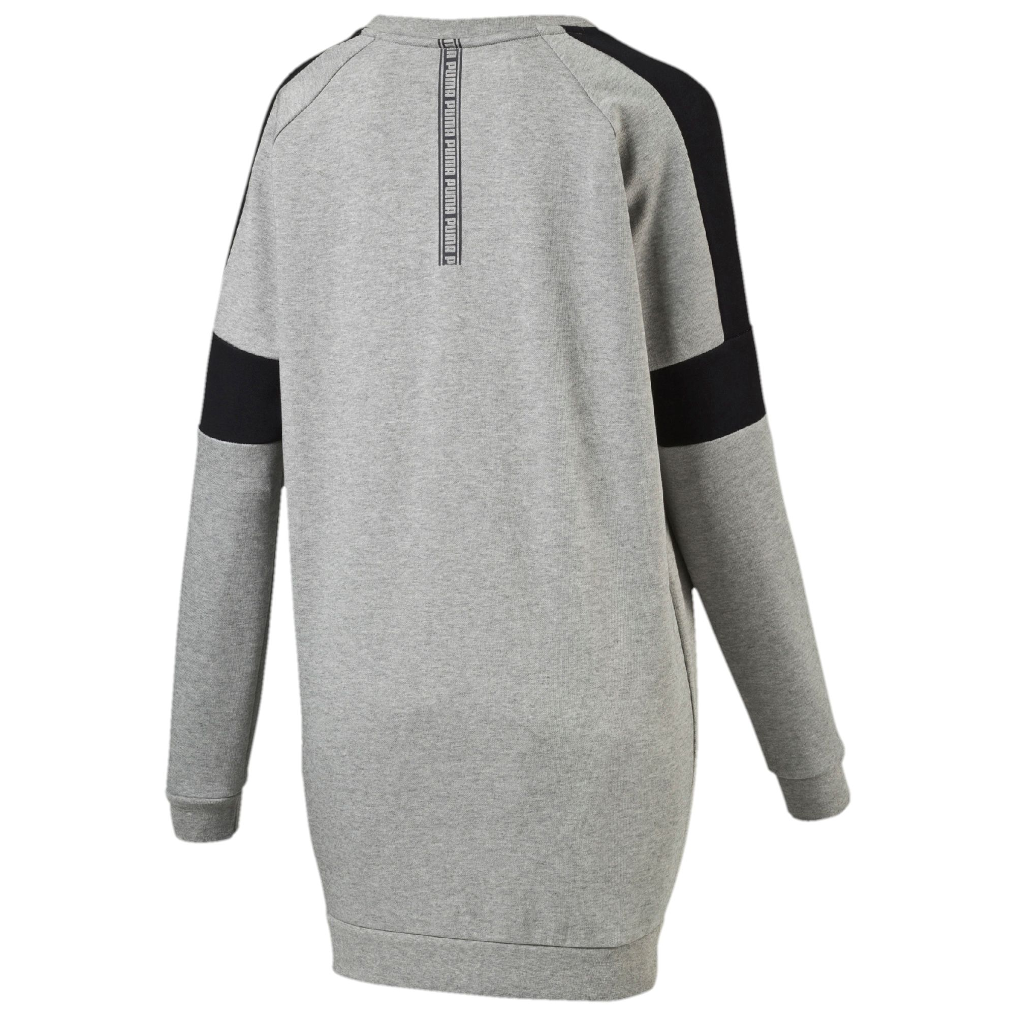 puma evolution sweatshirt kleid bekleidung kleid evolution damen neu ebay. Black Bedroom Furniture Sets. Home Design Ideas