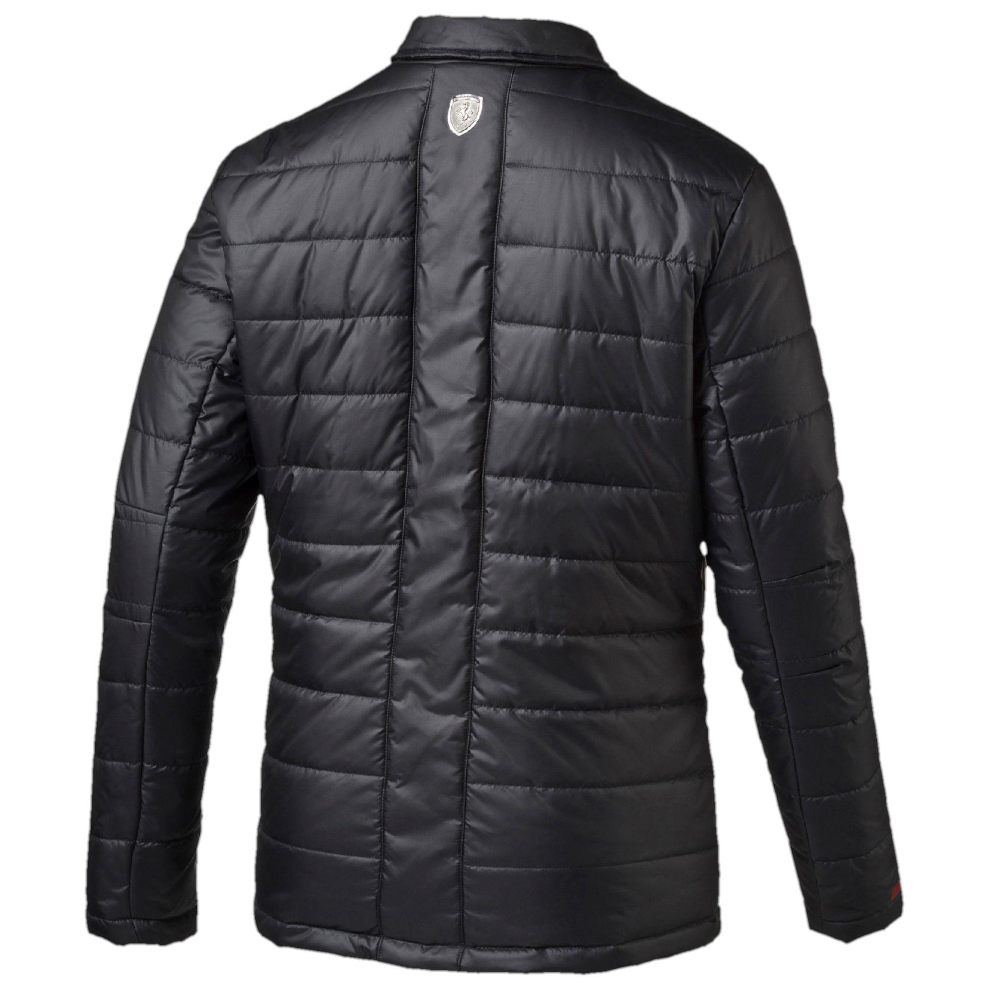 puma ferrari padded jacket apparel jackets auto men new | ebay