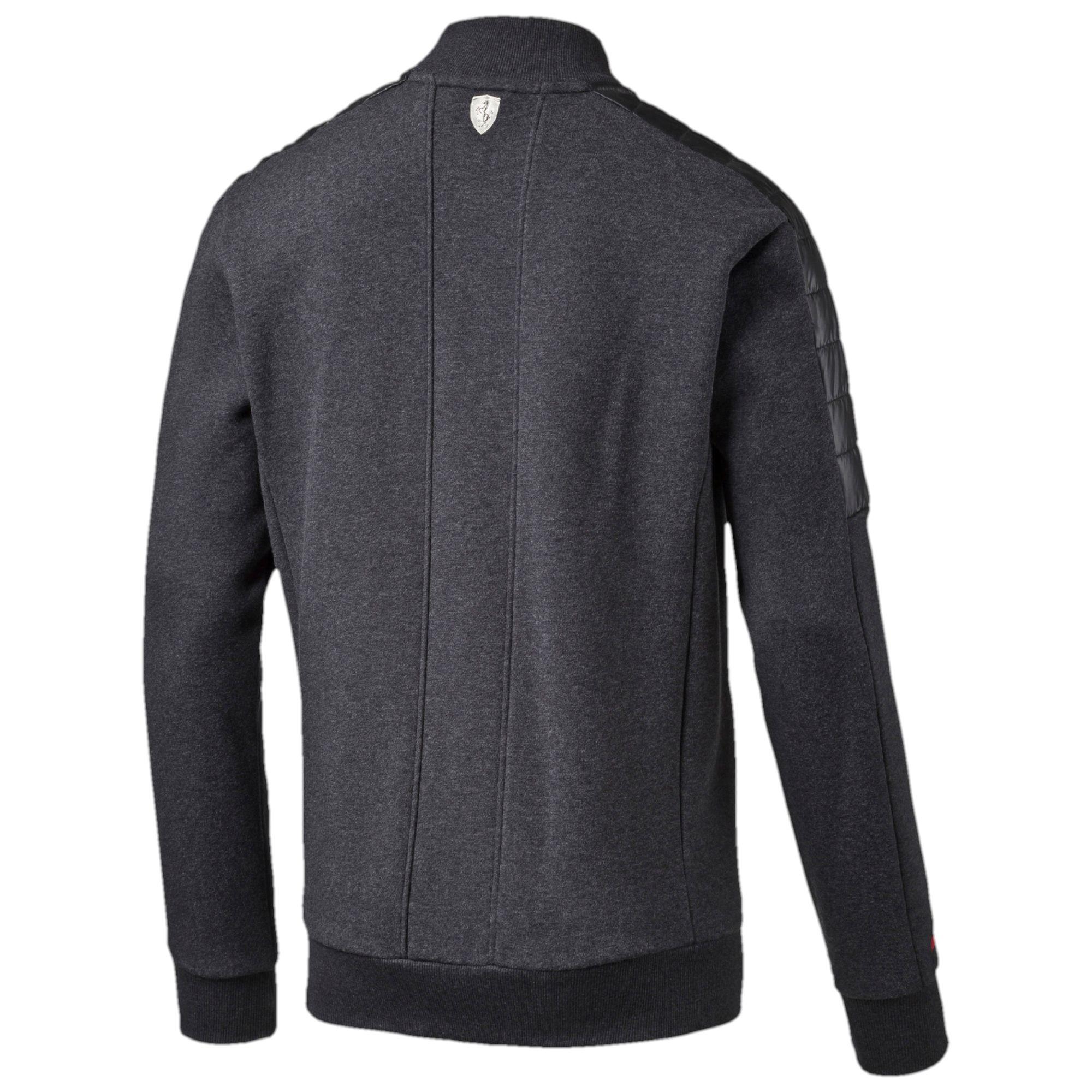 puma ferrari sweat jacket apparel sweatshirts hoodies. Black Bedroom Furniture Sets. Home Design Ideas