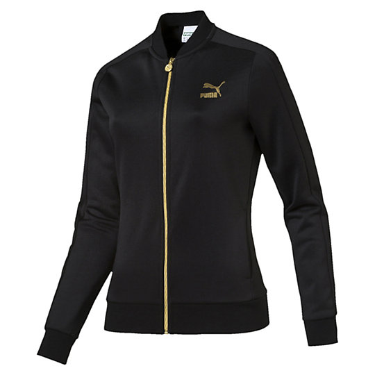 Women's No.1 Logo Track Jacket