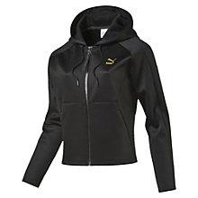 Evolution Women's Hooded Track Jacket