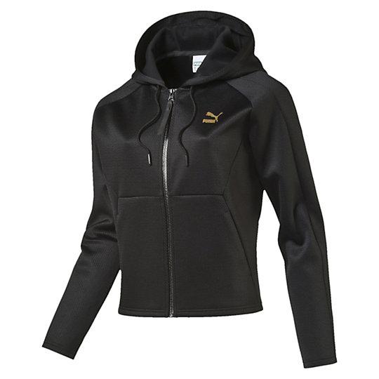 Толстовка Mesh Hooded Track Jacket