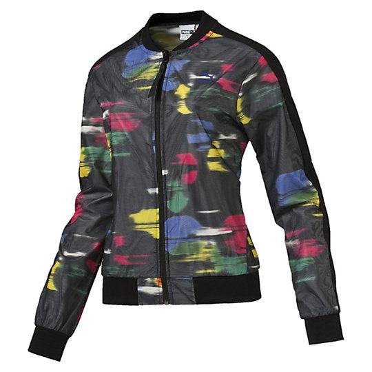 Куртка Full Zip JacketОлимпийки<br>Куртка Full Zip Jacket<br>Стильная и комфортная куртка для любого события. Использование высококачественного материала обеспечит долговечность вашей куртки. Удобные эластичные и мягкие манжеты обеспечат комфортную фиксацию и посадку. Яркий принт позволит вам всегда находится в центре внимания.<br><br>Коллекция: Весна-лето 2016.<br>Стандартный крой для удобной посадки и свободы движений. <br>Дизайн, вдохновленный Олимпийскими играми 2016 в Рио<br>Основной материал - 100% полиэстер.<br>Материал подкладки - 86% полиэстер, 14% эластан.<br>Материал манжетов - 97% полиэстер, 3% эластан<br><br><br>size RU: 40-42<br>gender: Female
