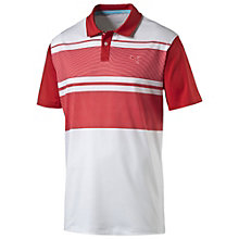 Golf Patternblock Polo